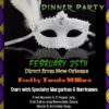 Mardi Gras Dinner Party