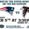 Super Bowl @ Rev Hall