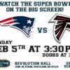 Super Bowl @ Rev Hall