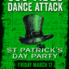 st patrick's day 80s video dance attack