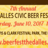 the dalles beer festival 2017