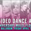 80s Video Dance Attack Anniversry