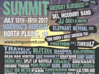 Northwest String Summit Outdoor Music Festival @ Horning's Hideout