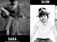 Sara Watkins & Langhorne Slim @ Aladdin Theater
