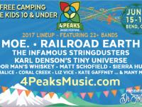 4 Peaks Music Festival 2017 @ Stevenson Ranch