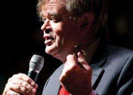 2017 Oregon Zoo Outdoor Summer Concerts Presents Garrison Keillor's Prairie Home Love and Comedy Tour