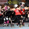 Rose City Rollers by Regularman