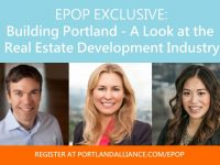 Emerging Professionals of Portland Presents Building Portland: A Look at Portland's Real Estate Development Industry