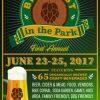 BrewFest in the Park @ Overlook Park