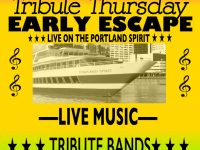 Tribute Thursday Early Escape Cruises on Portland Spirit