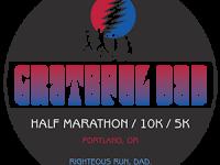 Grateful Dad Half Marathon & 10K @ Kliever Memorial Armory