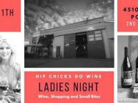Ladies Night Hip Chicks Do Wine