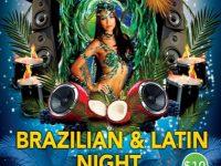Brazillian & Latin Night @ The Goodfoot