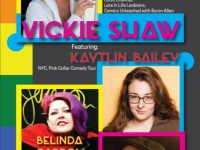 2017 Portland Pride Showcase: Vickie Shaw @ Funhouse Lounge