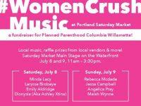 Women Crush Muisc
