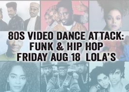 AUg 18th funk hip hop