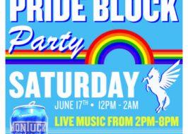 Bare Bones Anniversary and 2017 Pride Block Party