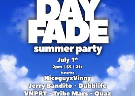 The Day Fade - Summer Party