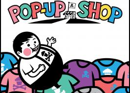 Johnny Cupcakes Portland Pop-up Shop