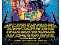 Vans Warped Tour 2017 @ Oregon State Fairgrounds