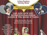 Whoopee! A Sex-Positive Variety Show @ Bossanova Ballroom