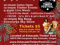 Estacada Timber Festival