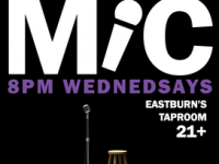 Open Mic Night EastBurn