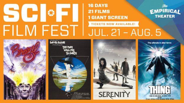 OMSI 2017 Sci Fi Film Fest