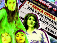 """SHOCK OPERA:  The Authorized Alice Cooper Story"""