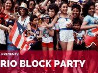 Barrio Block Party