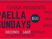 Paella Sundays