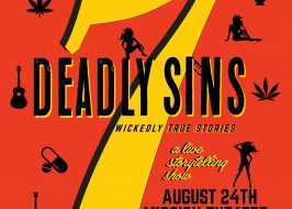 7 deadly Sins Aug 2017