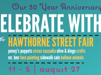 Kids at Heart Toys Celebrates at the Hawthorne Street Fair