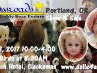 Crossroads Doll & Teddy Bear Show & Sale