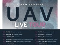UP AND VANISHED LIVE