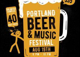 Portland beer & music