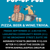 ANIMAL AID'S POP-UP PUB
