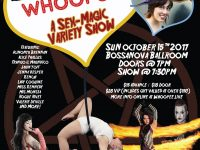 Whoopee! A Sex-Positive Variety Show