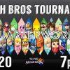 Smash Wii U tournament