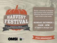 OMSI Harvest Festival