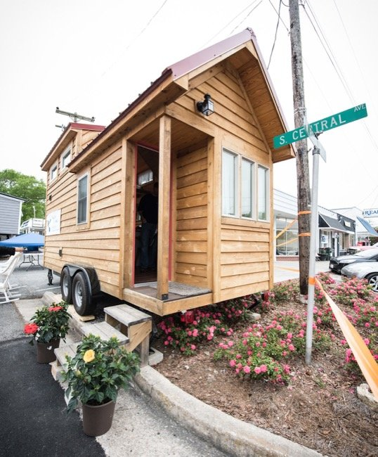 Tiny House Living Festival Clark County Fairgrounds Tour