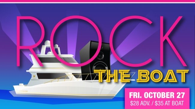 From our sponsors & Rock the Boat 2017 Halloween Party w/ Portland Spirit | Presented by ...