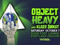 Object Heavy, Klozd Sirkut