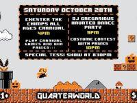 quarterworld halloween
