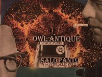 Owl Antique // Salo Panto at EastBurn Public House