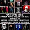 Punch Bowl Social Halloween