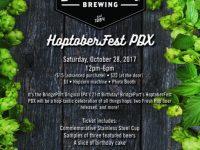 BridgePort Brewing HopsFEst