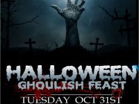 Halloween Ghoulish Feast