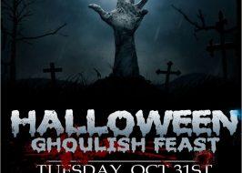 Halloween Ghoulish Feast