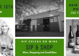 Sip & Shop November